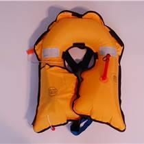 全自動充氣式救生衣釣魚氣脹式手動救生衣便攜廠家