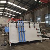 廠家直銷木工門窗組裝機+液壓門窗組合機+木工門組框機