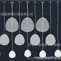 古色古香中國風 銘星燈飾編織鐵藝云朵吊燈 更具中國味