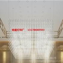 星 專業生產公共空間LED滿天星光立方吊燈 實力廠家