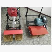 現貨供應手推式自走式鋼絲輪打磨機除銹機