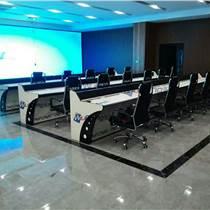 广州指挥中心控制台  信息化中心控制台