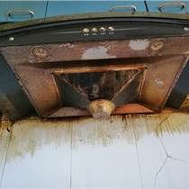 無錫新安蘇州望亭家庭油煙機風輪蝸殼除油污深度清洗服務