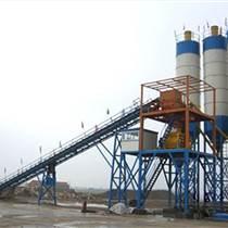 实用方便HZS50混凝土搅拌站优质厂家