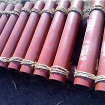 銀礦石精選漿體物料輸送用陶瓷復合管