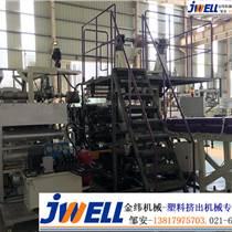 PTFE鋼帶復合板材生產線