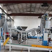 棗莊化肥碼垛包裝生產線 智能機器人碼垛系統