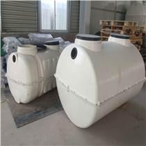 61立方米化糞池圓形結構