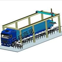 定制自動化機械手裝車設備 大豆裝車機器人