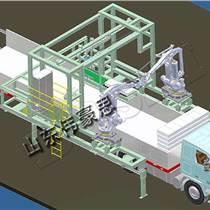 河南玉米智能裝車機 全自動碼垛裝車設備