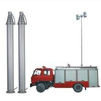 厂家定制直销避雷针升降杆 20米碳纤维手摇升降杆 便