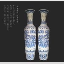 陶瓷落地青花大花瓶厂家