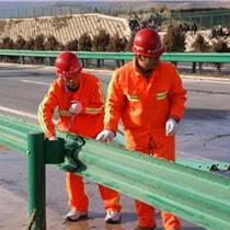 廠家供應高速公路護欄板 纜索護欄 鍍鋅波形護欄板