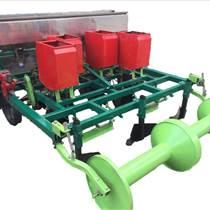 供花生種植機 花生膜上種植機 播種施肥開溝一體機