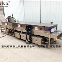 厂家直销香椿芽苗托盘清洗机高压清洗不锈钢材质