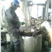 上海反應器高壓水射流清洗