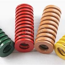 模具彈簧 替代米思米標準矩形彈簧 彈簧廠家直銷盤起標