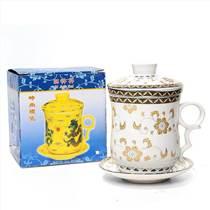 江西景德鎮建國70周年杯子定做杯子廠家