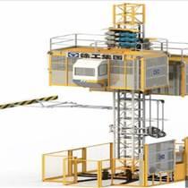 山西建筑物料建筑貨梯 SC200-200E施工升降機