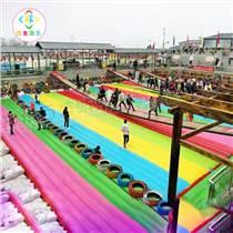 新一代搖擺網紅橋底部彩色充氣墊子氣床上熱門