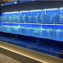 东莞黄江镇附近海鲜池定做 东莞水产店海鲜池定做
