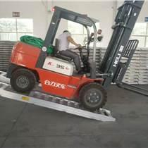 叉車專用鋁梯隨車鋁爬梯承載力強4.2米承載5噸