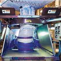 上海璞拓高架起重機裝載的場合噸袋倒袋站