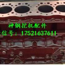 神鋼挖機發動機缸體,神鋼挖掘機發動機缸蓋