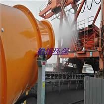 徐州工地霧炮機價格,工程降塵噴霧機設備廠家