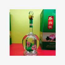 河北玻璃异形酒瓶私人订制手工艺白酒瓶厂家