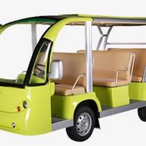 供應益高品牌電動觀光車8座11座14座電動觀光車