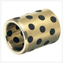 廠家直銷JDB石墨銅套,固體鑲嵌自潤滑銅套,嘉宏軸承