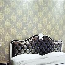 西安無紡布壁紙壁布窗簾專門店供應工程家裝批發廠家直銷