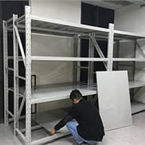 易達倉儲貨架廠定制輕型貨架 層板貨架
