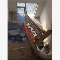 濱州輕奢樓梯扶手現代簡約風格 上門安裝,方便運輸