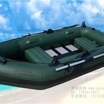 3人夾網充氣艇,加厚釣魚船,出口橡皮艇,硬底沖鋒艇