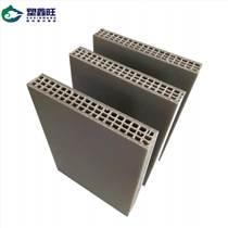 廠家直銷漳州建筑模板塑料定制加工PP中空板材周轉次數
