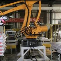 定制活性炭智能拆垛設備 全自動機械手拆垛機