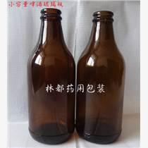 棕色酒瓶大容量棕色酒瓶藥用納鈣玻璃瓶廠家生產