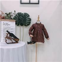 城秀唛咖啦童装品牌童装 服装批发厂家 高端童装羽绒服