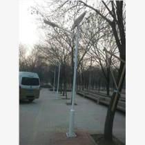 北京昌平小區廣場專用5米太陽能一體化鋰電池路燈廠家價