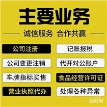 北京100萬商貿公司轉讓