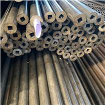 精密异型钢管加工 外圆内四方钢管 六角钢管 花键钢管