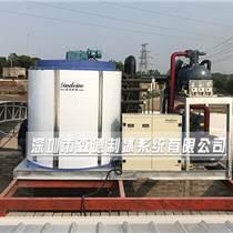 工業制冰機,日產20噸大型工業制冰機,漢中水冷節能片