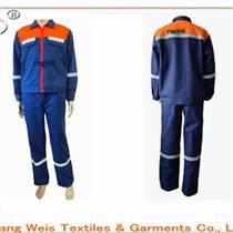現貨熱銷 全棉分布阻燃防護服 特種工作服