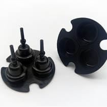 微型水泵橡膠膜片耐撕裂耐高低溫無毛邊