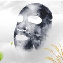 清潔泡泡面膜深度清潔補水竹炭呼吸面膜oem活氧面膜代