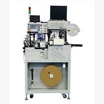 大朗澤坤9000編帶機、電子元器件全自動檢測編帶設備
