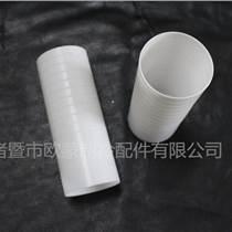 白色60mm空調預埋管 pvc塑料過墻套管價格