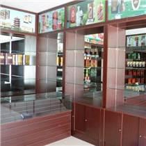 西寧超市貨架和青海煙酒貨架